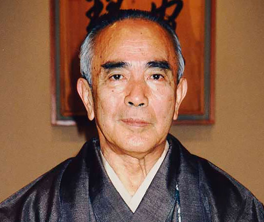 Koichi Tohei Sensei, the founder of Ki Society International